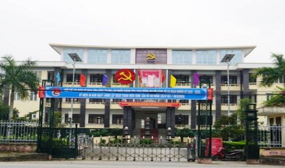 Thanh Hóa: Sai phạm trong chi ngân sách, nguyên Bí thư Huyện ủy bị cách chức