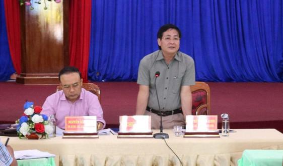 Gia Lai: Điều động công tác Chủ tịch UBND huyện Chư Sê