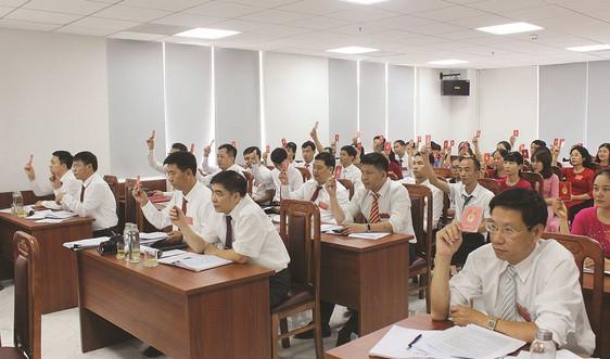 Đảng bộ Sở TN&MT Sơn La: Đổi mới cách nghĩ, cách làm, quyết tâm thực hiện thắng lợi nhiệm vụ nhiệm kỳ 2020 – 2025