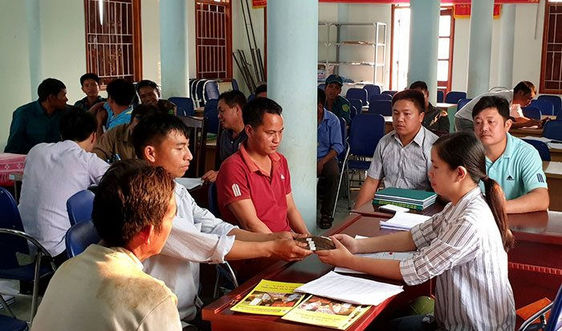 Điện Biên: Điều tiết chi trả dịch vụ môi trường rừng lưu vực sông Đà và sông Mã