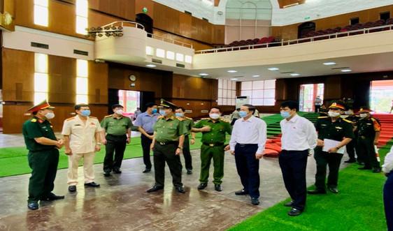 Thanh Hóa: Hoàn tất công tác chuẩn bị lễ tang Nguyên Tổng Bí thư Lê Khả Phiêu