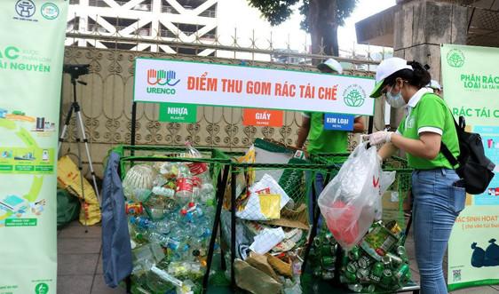 Urenco khởi động phân loại rác tại nguồn