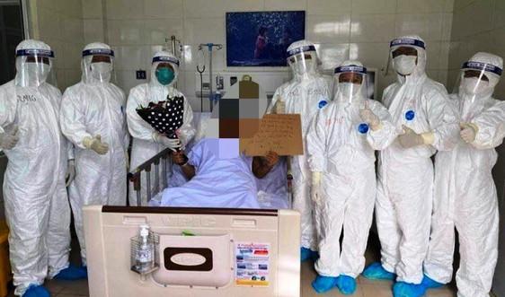 """16 ngày chiến đấu giành sự sống cho bệnh nhân COVID-19 từ tay """"tử thần"""""""
