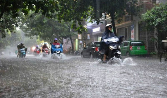 Thời tiết ngày 16/8: Cảnh báo mưa lớn ở nhiều vùng trên cả nước