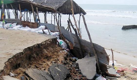 Bà Rịa - Vũng Tàu triển khai nhiều giải pháp ứng phó với biến đổi khí hậu