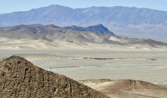 Xác nhận nhiệt độ cao kỷ lục ở Thung lũng Chết tại bang California