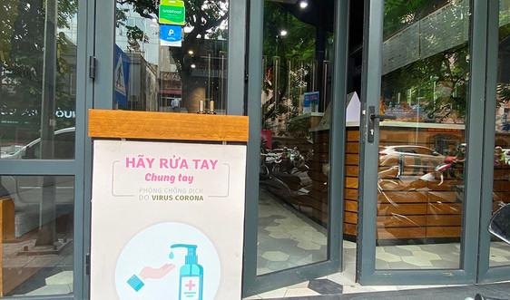 Hà Nội: Các nhà hàng, quán ăn thực hiện nghiêm túc chỉ đạo phòng chống dịch Covid-19
