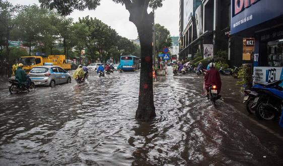 Dự báo thời tiết ngày 23/8: Cảnh báo mưa lớn diện rộng ở vùng núiBắc Bộ, Bắc Tây Nguyên,Bắc vàTrung Trung Bộ
