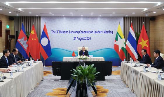 Thủ tướng: Hợp tác MLC hạn chế tối đa ảnh hưởng tiêu cực của COVID-19