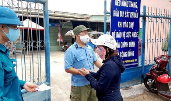 Đà Nẵng đề nghị người dân liên hệ lấy mẫu khi sốt, ho