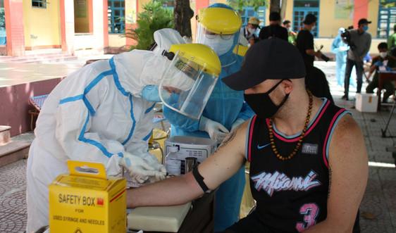 Đà Nẵng lấy 12.000 mẫu bệnh phẩm đối với các tiểu thương