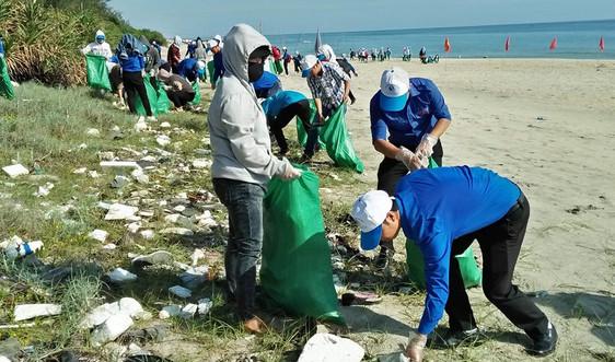 Chống rác thải nhựa phải ngay từ trong suy nghĩ: Quyết tâm bảo vệ môi trường đại dương