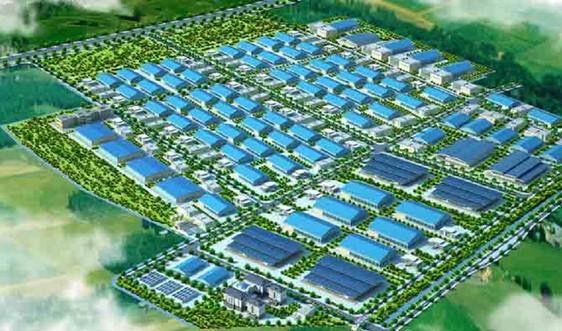 Thanh Hóa: Thành lập Cụm công nghiệp Hợp Thắng trên diện tích 70ha
