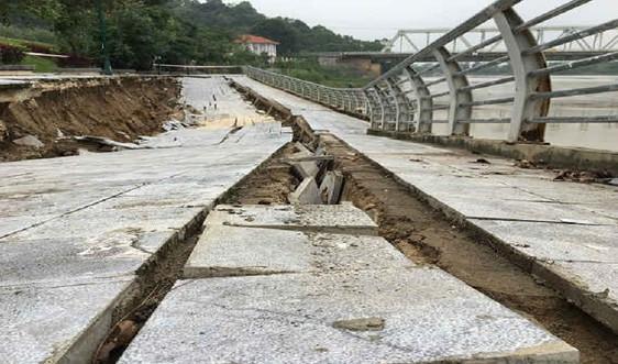 Thanh Hóa: Xử lý sạt lở kè sông Mã đảm bảo công trình đê điều