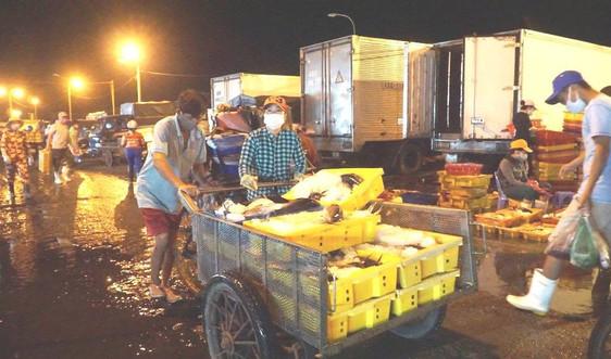 Đà Nẵng: Sản lượng thủy sản sụt giảm do ảnh hưởng của COVID-19