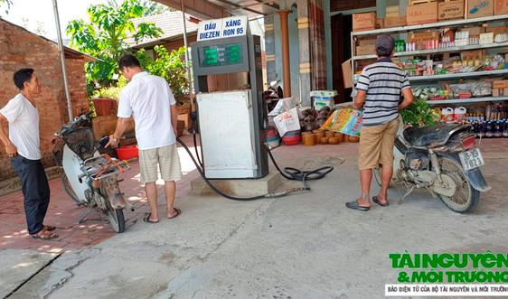 Thiệu Hóa (Thanh Hóa): Cần xử lý nghiêm hàng loạt cây xăng trái phép trong khu dân cư