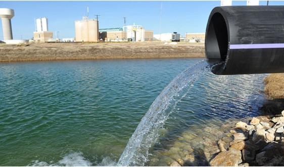 Vì sao lại tích hợp giấy phép xả nước thải vào nguồn nước với Giấy phép môi trường?
