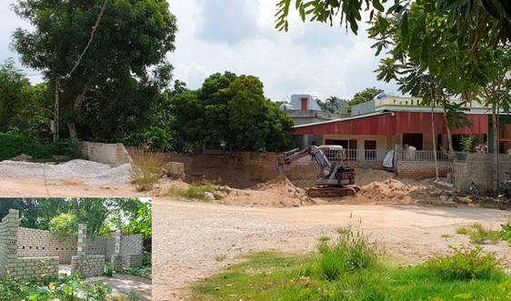 Hậu Lộc (Thanh Hóa): Cần tháo dỡ công trình vi phạm để đảm bảo hành lang đê điều trong mùa mưa bão