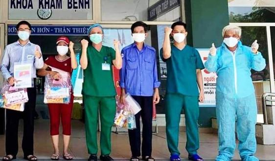 Thêm 4 bệnh nhân Covid-19 ở Đà Nẵng khỏi bệnh