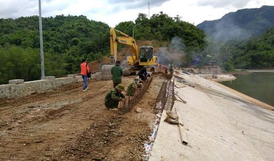 Điện Biên chủ động đảm bảo an toàn hồ, đập mùa mưa lũ