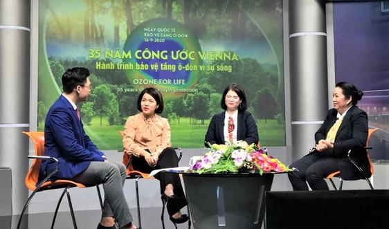 Việt Nam đang đi đúng lộ trình bảo vệ tầng ô-dôn
