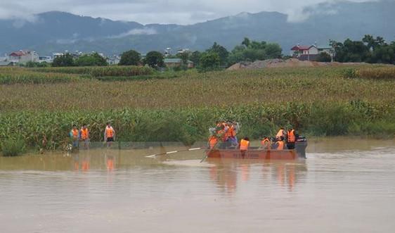 Huyện Điện Biên (Điện Biên) chủ động ứng phó với mưa bão