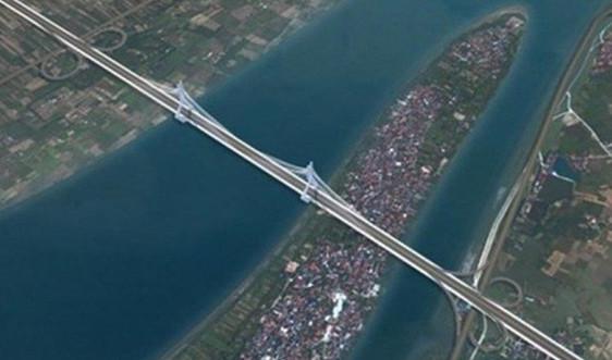 Hà Nội: Sắp xây dựng thêm 5 cây cầu bắc qua sông Hồng