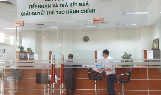Bộ TN&MT: Tiếp tục đẩy mạnh công tác cải cách hành chính