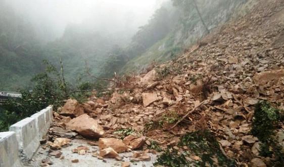 Hà Tĩnh đề phòng lũ quét, sạt lở đất do ảnh hưởng của bão số 5