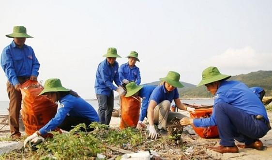 Nghệ An: Phát động chiến dịch Làm cho thế giới sạch hơn năm 2020