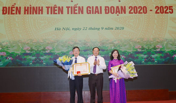 Tổng cục Quản lý đất đai tổ chức Hội nghị điển hình tiên tiến lần thứ III, giai đoạn 2020 - 2025