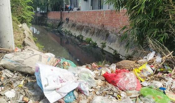 Dự án tuyến cống thoát nước Khe Cạn (Đà Nẵng): Gấp rút thi công tránh ô nhiễm