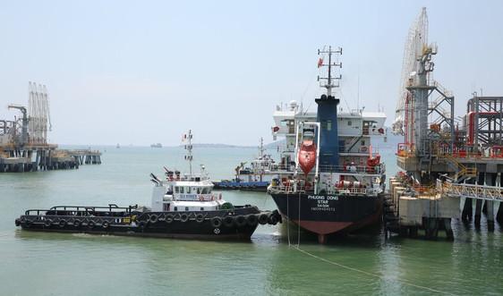 Thanh Hóa: 117 doanh nghiệp làm thủ tục xuất – nhập khẩu hàng hóa qua Cảng Nghi Sơn
