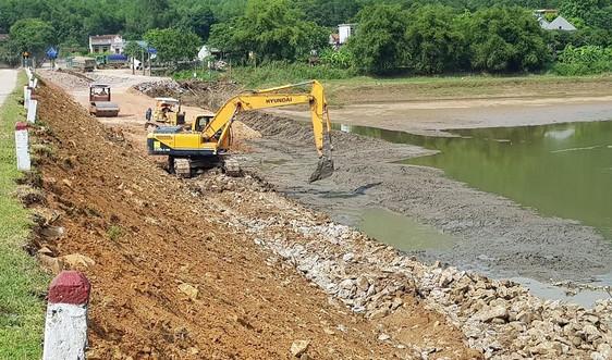 Thanh Hóa: Đảm bảo an toàn hồ đập ở các huyện miền núi