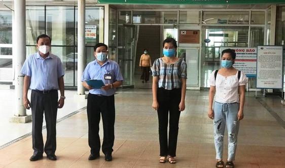 Quảng Nam: 2 bệnh nhân COVID-19 cuối cùng xuất viện