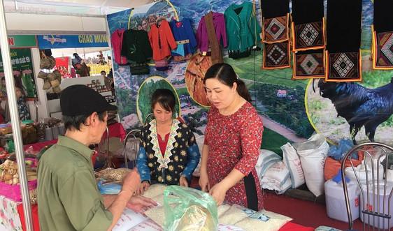 Hội chợ Thương mại nông sản vùng Tây Bắc - Sơn La năm 2020 diễn ra từ ngày 3-10/10