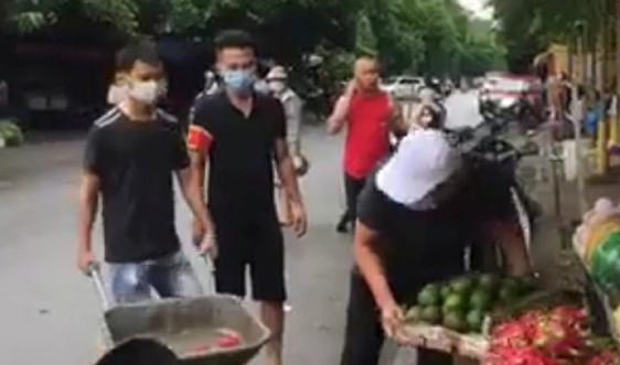 Tiếp bài Cần làm rõ những bất cập tại khu chợ tạm Khu đô thị Đặng Xá  – Xuất hiện nhóm người lạ đe dọa tiểu thương