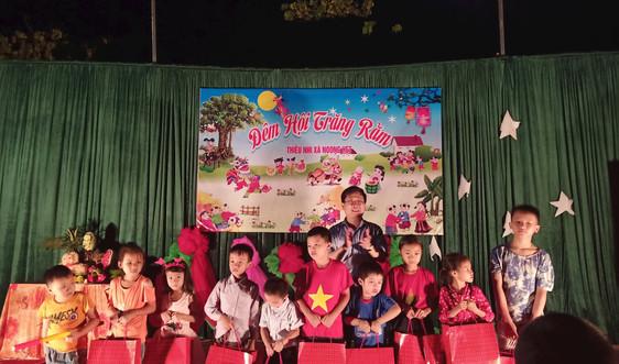 Điện Biên: Tiếp nối chương trình tặng quà Trung thu cho trẻ em vùng cao