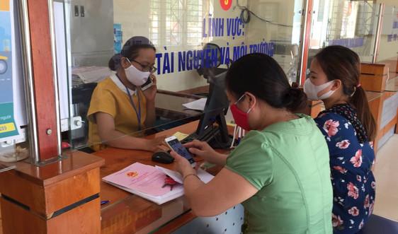 Huyện Điện Biên (Điện Biên) đẩy mạnh cải cách hành chính lĩnh vực đất đai