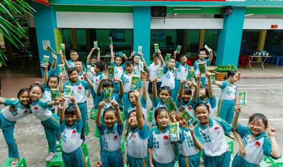 """Cuộc thi """"Hành trình xanh – Tái sinh vỏ hộp sữa"""": Nestlé MILO khuyến khích 280.000 học sinh tham gia thu gom, tái chế vỏ hộp sữa"""