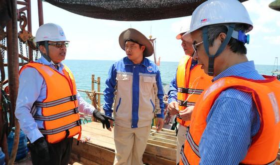"""Liên đoàn Địa chất và Khoáng sản biển – Những """"bước đi"""" ra biển lớn"""