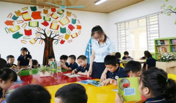 Bộ GDĐT yêu cầu tăng cường chỉ đạo thực hiện Chương trình giáo dục phổ thông 2018 cấp tiểu học