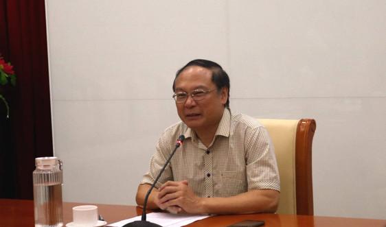 Thứ trưởng Lê Công Thành: Thay đổi cơ sở dữ liệu dùng chung là bước thay đổi then chốt