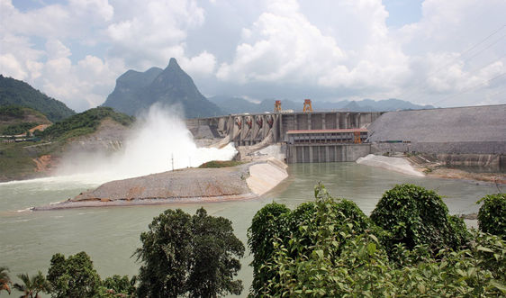 Đảm bảo vận hành an toàn hồ chứa thủy điện