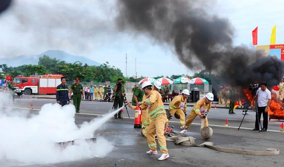 PV GAS hưởng ứng Tháng Phòng chống cháy nổ 2020