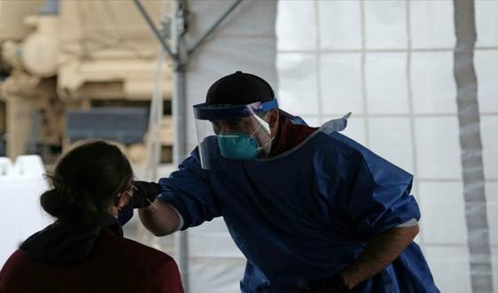 Mỹ mở bệnh viện dã chiến vì bệnh nhân COVID - 19 tăng nhanh