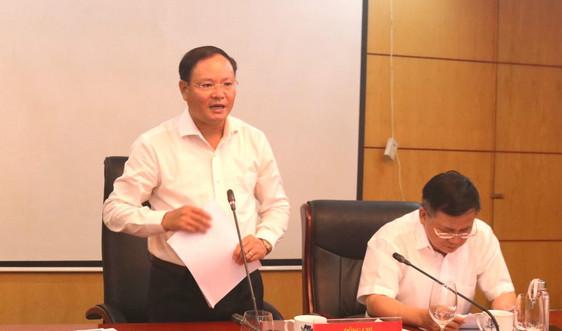 Còn 18 tỉnh, thành chưa hoàn thành công tác kiểm kê đất đai năm 2019