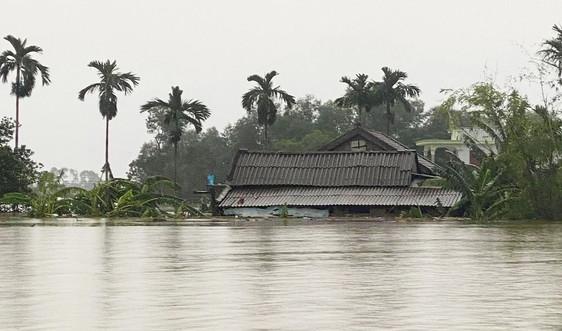 Dự báo thời tiết ngày 11/10: Cảnh báo mưa dông, gió mạnh và sóng lớn trên biển