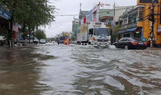 16 người thương vong do mưa lũ tại miền Trung
