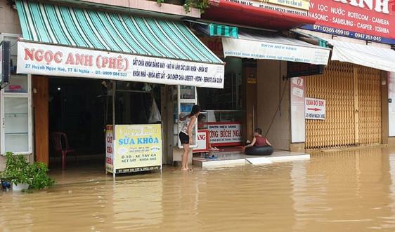 Quảng Nam: 3 người thiệt mạng, nhiều nhà dân bị hư hại do mưa lũ